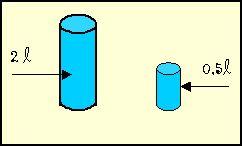 hvor mange dm går der på en m